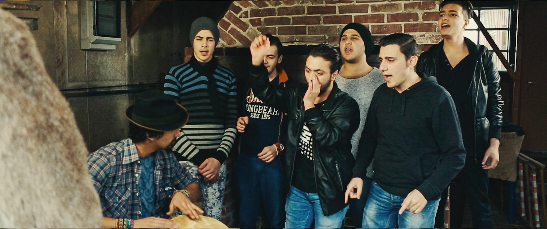 SyrischeSprechband